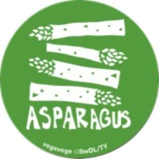 PopSockets Grip vegevege アスパラ【11月上旬】