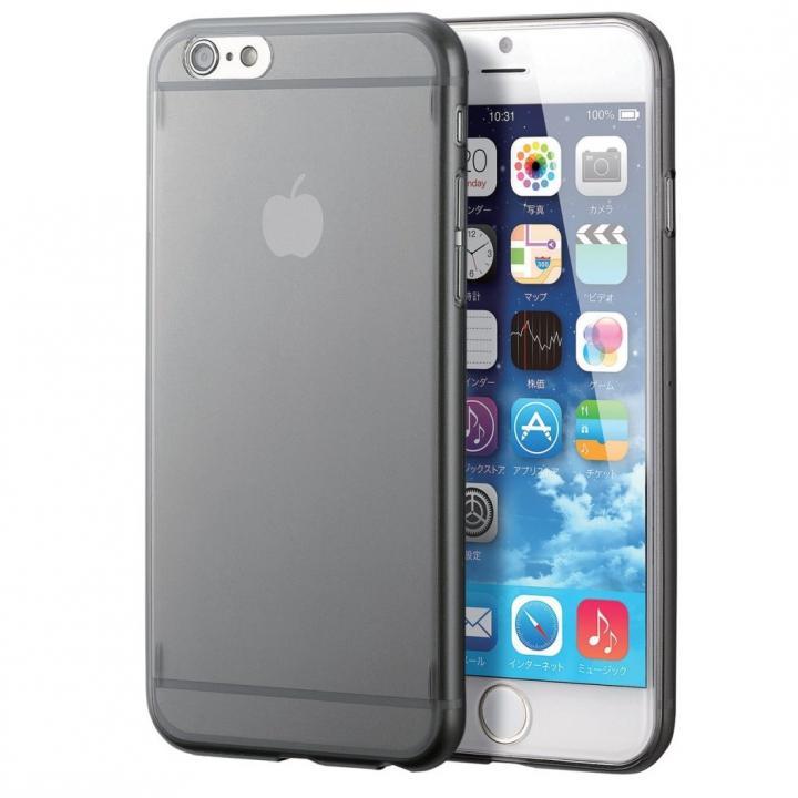 ウルトラスリムハードケース ブラック iPhone 6s