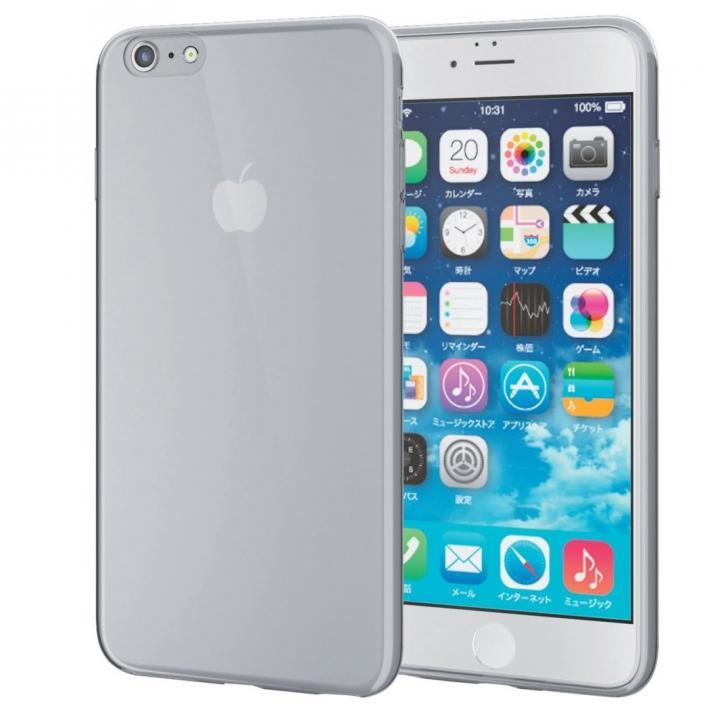 薄型ソフトケース クリア iPhone 6s Plus