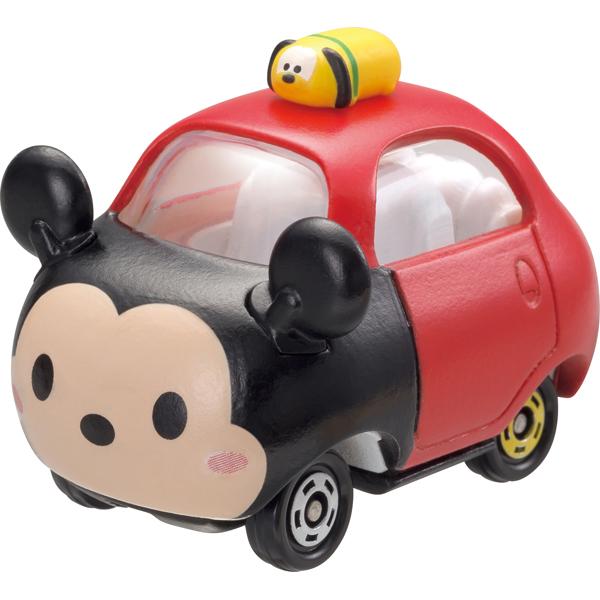 ディズニーモータース ツムツム DMT-01 ミッキーマウス ツムトップ_0