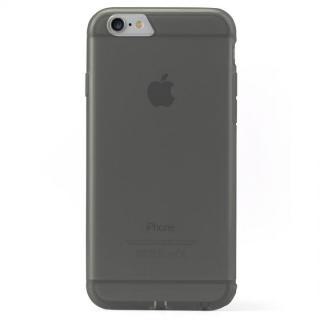 TUNEWEAR SOFTSHELL TPUケース スモーク iPhone 6s/6