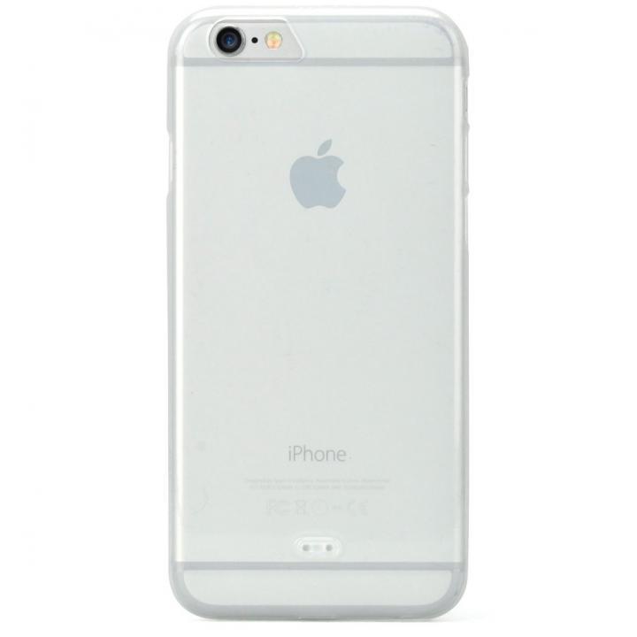 iPhone6s ケース TUNEWEAR eggshell 約0.8mm薄型ハードケース クリアホワイト iPhone 6s/6_0