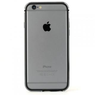 FRAME x FRAMEバンパーケース グレイ/ブラック iPhone 6s/6