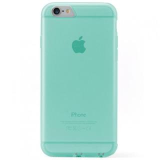 TUNEWEAR SOFTSHELL TPUケース アクアマリン iPhone 6s/6