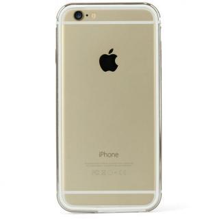 iPhone6s ケース FRAME x FRAMEバンパーケース ゴールド/ホワイト iPhone 6s/6