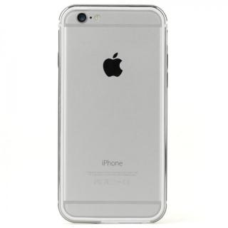 FRAME x FRAMEバンパーケース シルバー/ホワイト iPhone 6s/6