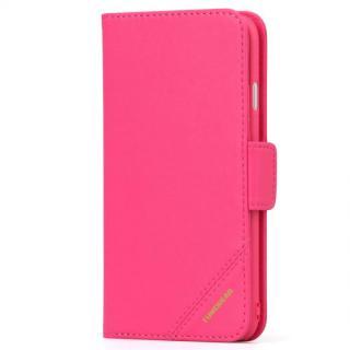 TUNEWEAR TUNEFOLIO TRAD 手帳型ケース ピンク iPhone 6s/6