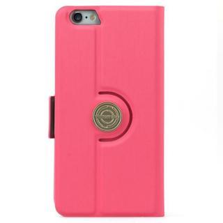 TUNEWEAR TUNEFOLIO 360 手帳型ケース ピンク iPhone 6s/6
