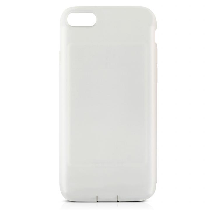 【iPhone7ケース】Cushion 衝撃吸収シリコンケース クリア iPhone 7_0