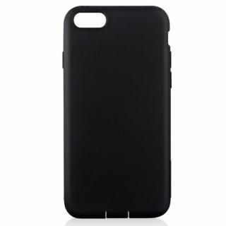Cushion 衝撃吸収シリコンケース ブラック iPhone 7
