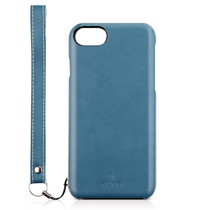 iPhone7 ケース NUNO バックカバーケース ブルー iPhone 7_0