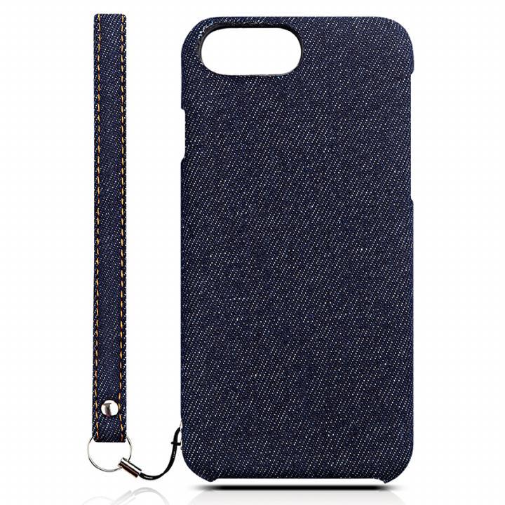 iPhone7 Plus ケース NUNO ファブリックケース デニム iPhone 7 Plus_0