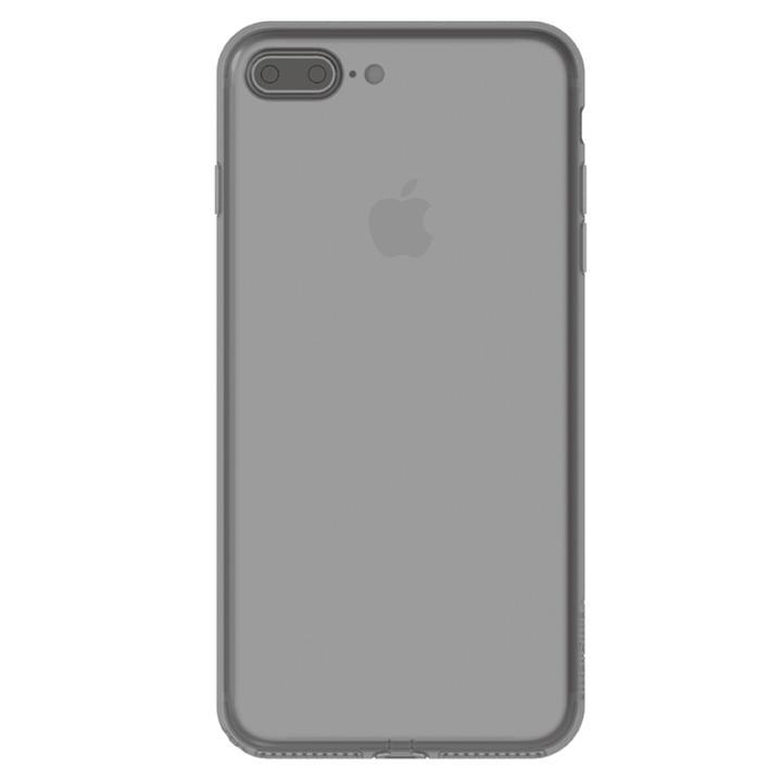 iPhone7 Plus ケース Aegis フルカバーTPUケース クリアブラック iPhone 7 Plus_0