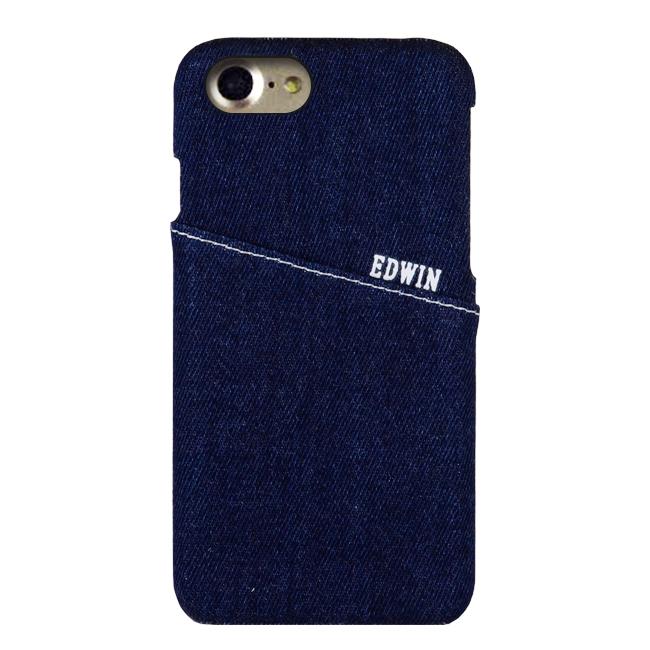 EDWIN ハードケース アジャストall インディコ iPhone 7