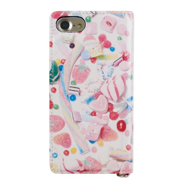 【iPhone7ケース】MILK 手帳型ケース CANDY iPhone 7_0