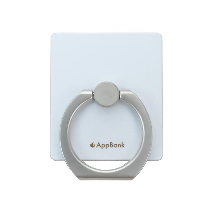 iRing AppBankモデル パールホワイト_0