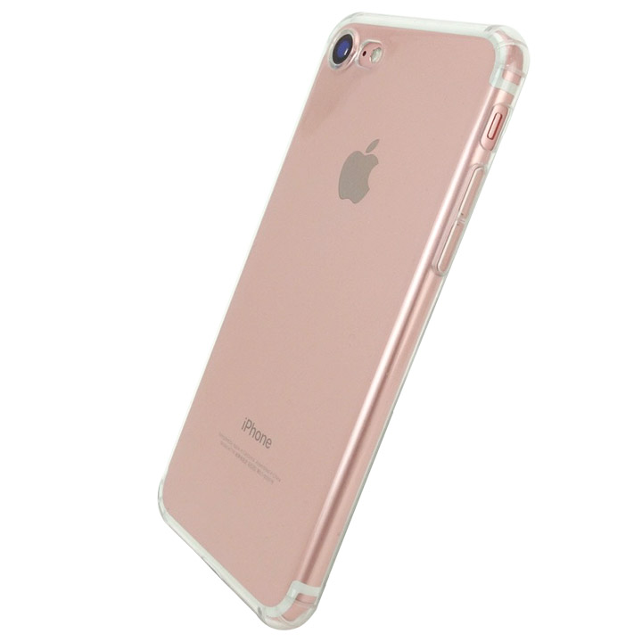 【iPhone7ケース】AppBankのソフトケース クリア for iPhone 7_0