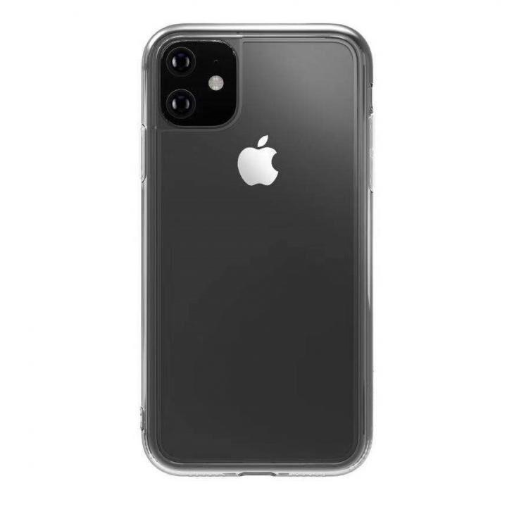 LINKASE AIR with Gorilla Glass クリアケース iPhone 11【9月中旬】_0