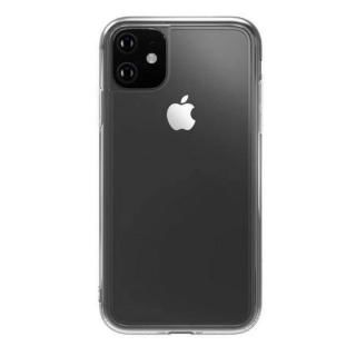 iPhone 11 ケース LINKASE AIR with Gorilla Glass クリアケース iPhone 11