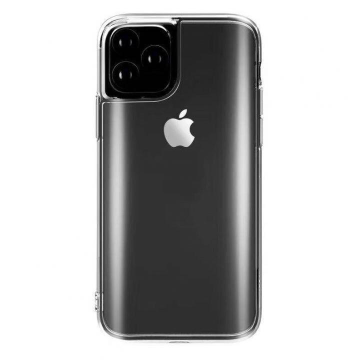 LINKASE PRO 3Dラウンド処理ゴリラガラス x 側面TPU素材ハイブリッドケース iPhone 11 Pro【10月下旬】_0