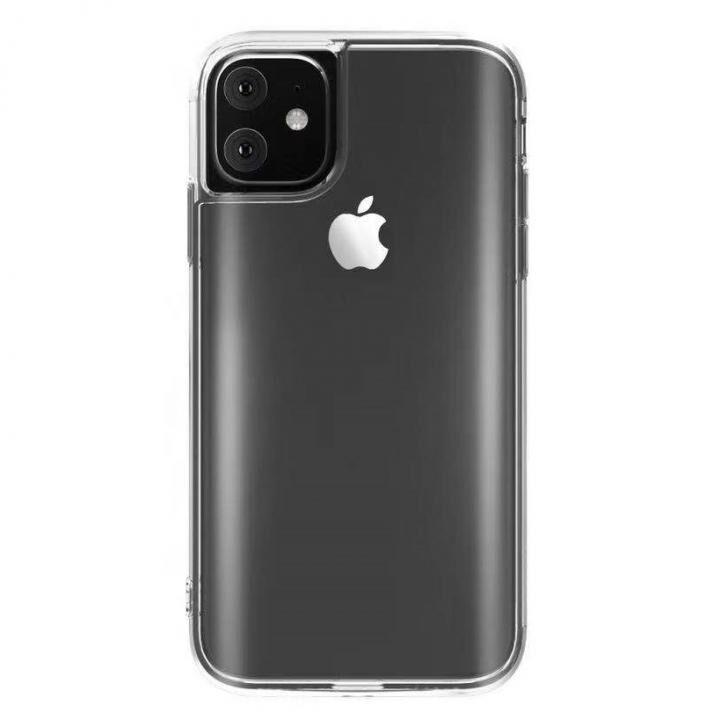 iPhone 11 ケース LINKASE PRO 3Dラウンド処理ゴリラガラス x 側面TPU素材ハイブリッドケース iPhone 11_0