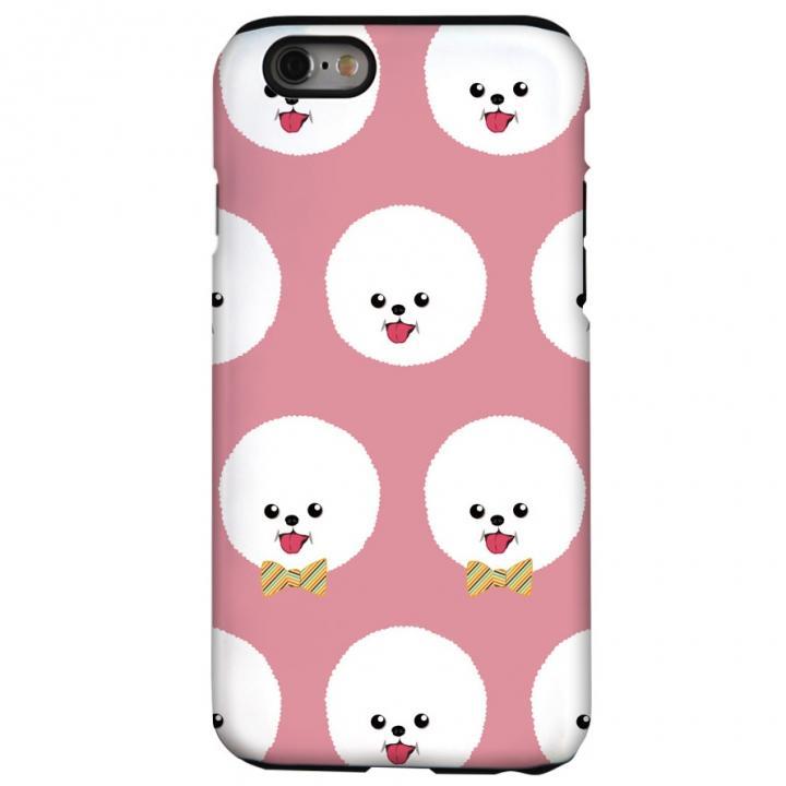 【iPhone6sケース】ハードケース ファッションドッグ ビション・フリーゼ iPhone 6s_0