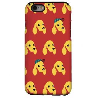 iPhone6s ケース ハードケース ファッションドッグ コッカー・スパニエル iPhone 6s