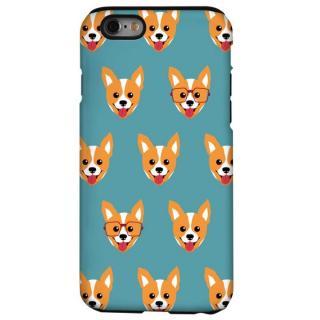 ハードケース ファッションドッグ ウェルシュ・コーギー iPhone 6s