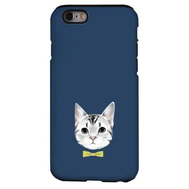 iPhone6s ケース 猫デザインハードケース アメリカン・ショートヘア iPhone 6s_0