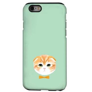 iPhone6s ケース 猫デザインハードケース スコティッシュフォールド iPhone 6s_0