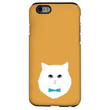 iPhone6s ケース 猫デザインハードケース ペルシャ iPhone 6s_0