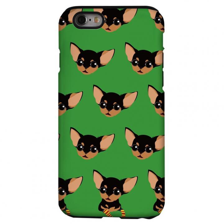iPhone6s ケース ハードケース ファッションドッグ チワワ iPhone 6s_0