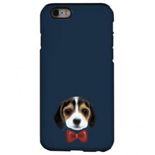 犬デザインハードケース ピーグル iPhone 6s