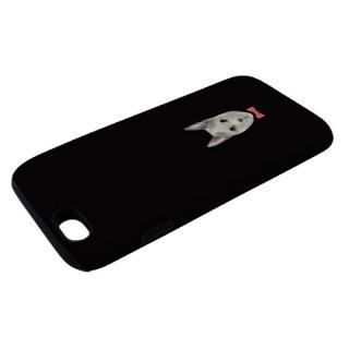 【iPhone6sケース】猫デザインハードケース ロシアンブルー iPhone 6s_3