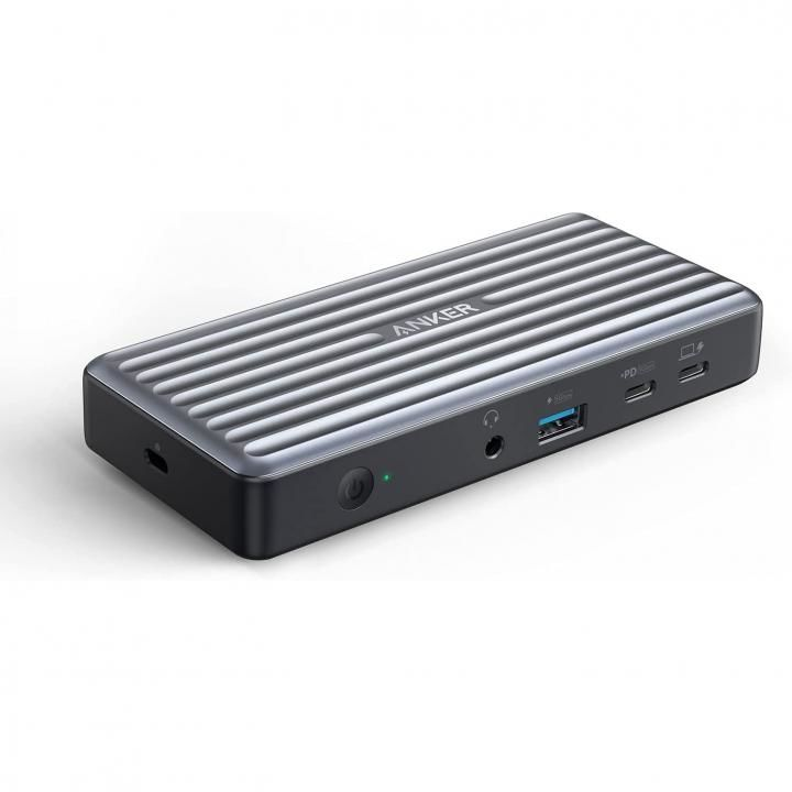 Anker PowerExpand 9-in-1 USB-C PD Dock グレー【10月上旬】_0