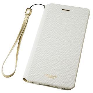【iPhone8 Plus/7 Plusケース】GRAMAS FEMME PUレザー手帳型ケース Colo ホワイト iPhone 8 Plus/7 Plus_3