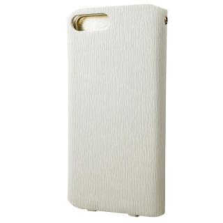 【iPhone8 Plus/7 Plusケース】GRAMAS FEMME PUレザー手帳型ケース Colo ホワイト iPhone 8 Plus/7 Plus_5
