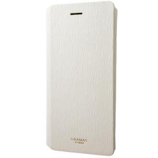 【iPhone8 Plus/7 Plusケース】GRAMAS FEMME PUレザー手帳型ケース Colo ホワイト iPhone 8 Plus/7 Plus_6