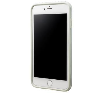 【iPhone8 Plus/7 Plusケース】GRAMAS COLORS Rib ハイブリッドケース ホワイト iPhone 8 Plus/7 Plus_2