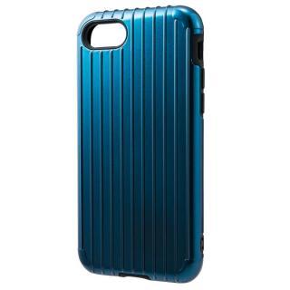 【iPhone8/7ケース】GRAMAS COLORS Rib ハイブリッドケース ネイビー iPhone 8/7_1