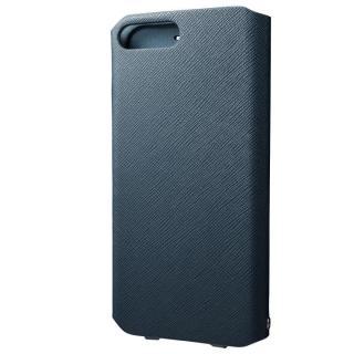 【iPhone8 Plus/7 Plusケース】GRAMAS COLORS PUレザー手帳型ケース EURO Passione ネイビー iPhone 8 Plus/7 Plus_4
