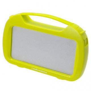 防滴スピーカー AT-SPP400W ライトグリーン