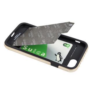 【iPhone8/7ケース】GRAMAS COLORS Rib ハイブリッドケース ネイビー iPhone 8/7_3
