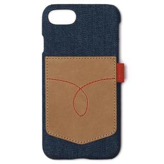 ZENUS デニムビンテージポケットケース ケース iPhone 7