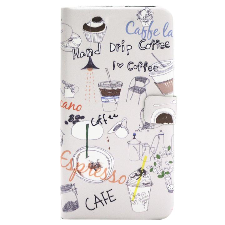 Happymori アメリカーノ手帳型ケース  iPhone 7