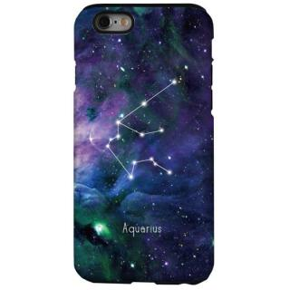星座デザインハードケース みずがめ座 iPhone 6s