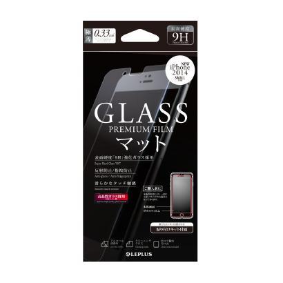 【iPhone6フィルム】液晶保護強化ガラス マット iPhone 6強化ガラス_0