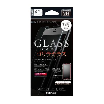 液晶保護強化ガラス ゴリラガラス iPhone 6強化ガラス