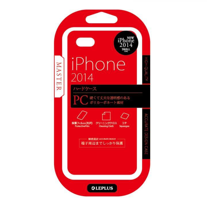 ハードケース MASTER レッド iPhone 6ケース