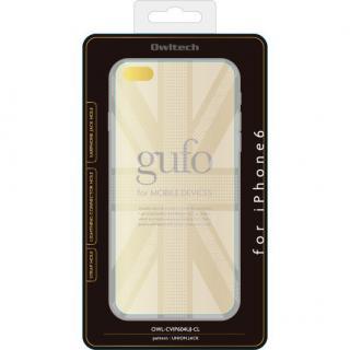 【iPhone6sケース】TPUクリアケース ユニオンジャック iPhone 6s